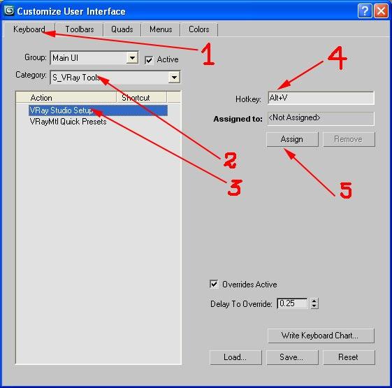 Untuk menginstall Vray 1. 5 SP2 di 3dsMax 2009, yang dibutuhkan adalah: V-R
